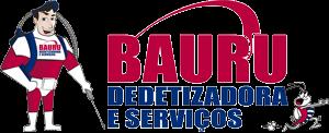 Logo Bauru Dedetizadora